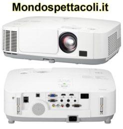 NEC P501X videoproiettore
