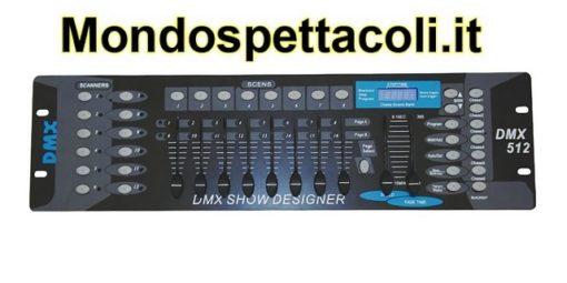 Controller Luci DMX 192 canali