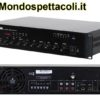Amplificatore 120W con lettore USB MP3