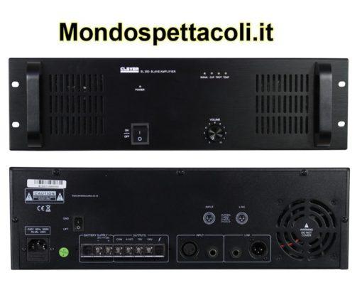 Amplificatore 100V 350W