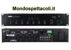 Amplificatore mixer 120W 100V