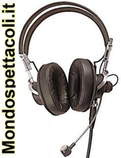 Shure SM2 cuffia con microfono