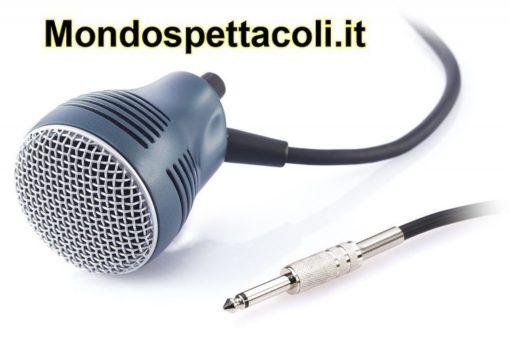Microfono per Armonica a bocca