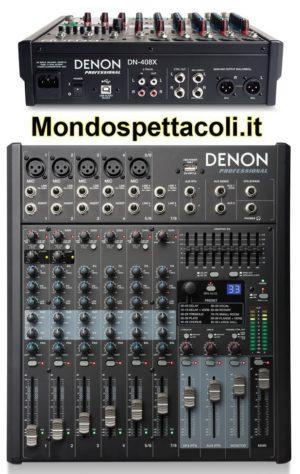 DENON DN 408X