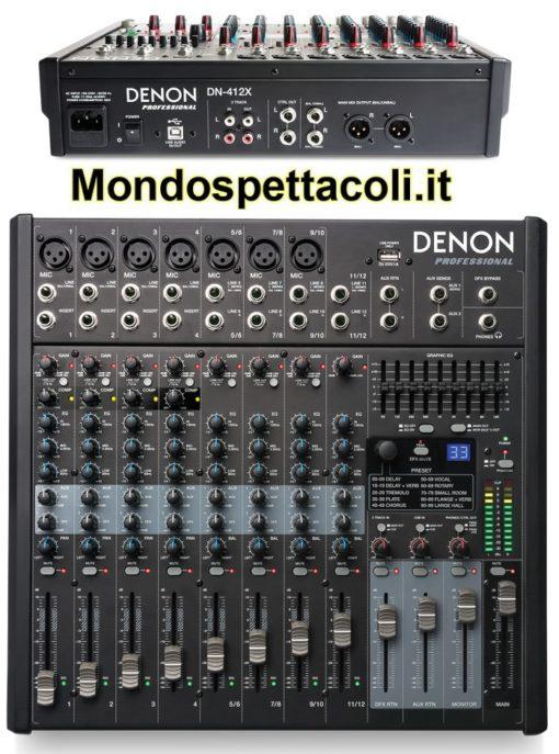 DENON DN 412X