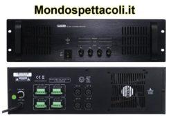 Amplificatore 4x240W 100V