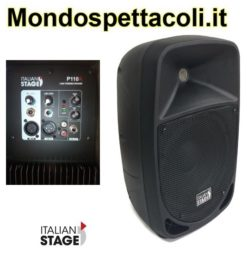 IS P110A Italian Stage