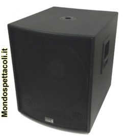 Subwoofer S118A 700W