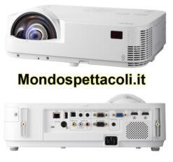 NEC M333XS ottica corta