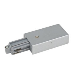 1-Phase Feed-In Connector Argento (RAL9006)