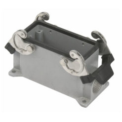 16/72p. Chassis Closed Bottom/Clips PG21 Grigio