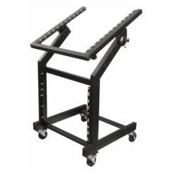 19 Inch Rack metal Con caricamento superiore regolabile