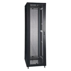 """19"""" Server Rack Mesh Door Porta in rete metallica 42U, 600 x 815 x 2.075mm (LxPxH)"""