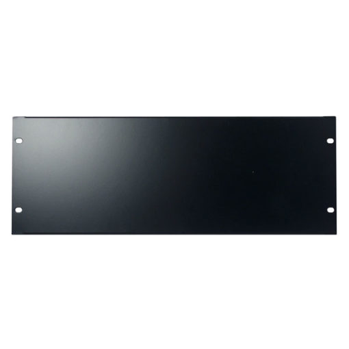 19 inch Blindpanel Black 4U