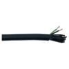 240V Power Multicable 18 x 2,5 mm2, nero (P1825)
