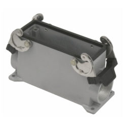 24/108p. Chassis Closed Bottom with Clips PG29 Grigio, polo 24/108