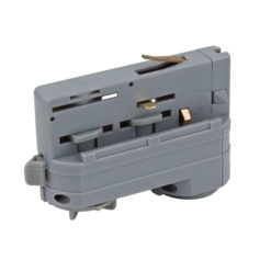 3-Phase Adapter Argento (RAL9006)
