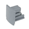 3-Phase End Cap Argento (RAL9006)