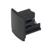 3-Phase End Cap Nero (RAL9004)