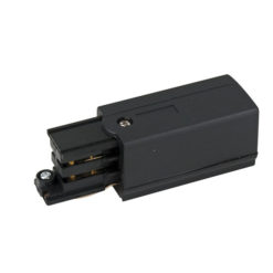 3- Phase Left Feed-In Connector Nero (RAL9004)