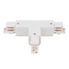 3-Phase Left T-Connector Bianco (RAL9003)