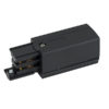 3-Phase Right Feed-In Connector Nero (RAL9004)