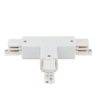 3-Phase Right T-Connector Bianco (RAL9003)