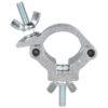 32 mm Compact Half Coupler SWL: 50 Kg, Alluminio