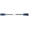 4-pin IP68 SP2110P connector / 1.5 m 4x1 mm2 cable / 4-pin IP68 female in-line connector