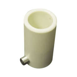4-way connector replacement 40,6 (diametro)mm, Bianco