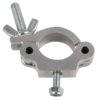 50 mm Compact Half Coupler SWL: 150 Kg, Alluminio