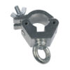 50 mm Half Coupler with Lifting Eye SWL: 340 kg