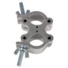 50 mm Swivel Coupler SWL: 500 Kg, Alluminio