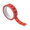 ACCESSORY Cable Marking 10m, red