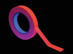 ACCESSORY Gaffa Tape 19mm x 25m neon-orange UV-active