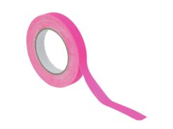 ACCESSORY Gaffa Tape 19mm x 25m neon-pink UV-active