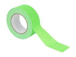 ACCESSORY Gaffa Tape 50mm x 25m neon-green UV-active