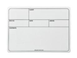 ACCESSORY Label Self adhesive 130x85mm