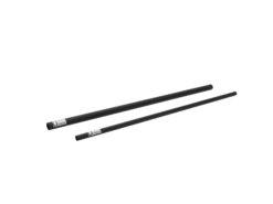 ALUTRUSS Aluminium Tube 6082 35x2mm 1,5m black