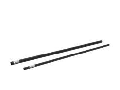 ALUTRUSS Aluminium Tube 6082 35x2mm 2m black