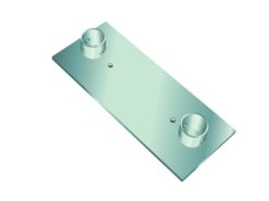 ALUTRUSS DECOLOCK DQ2-WP Wall Mounting Plate