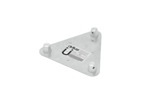 ALUTRUSS DECOLOCK DQ3-WPM Wall Mounting Plate MALE