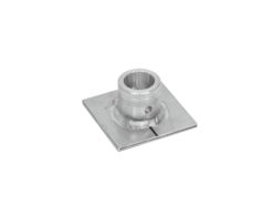 ALUTRUSS SINGLELOCK Base Plate SBP (square)