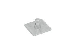 ALUTRUSS SINGLELOCK Base Plate SBPM (square) MALE