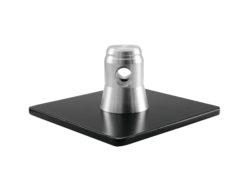 ALUTRUSS SINGLELOCK SBPM-B (square) black