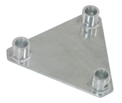 ALUTRUSS TRILOCK Base/Wall-Plate QTGP