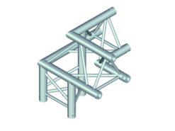 ALUTRUSS TRILOCK E-GL33 C-32 3-Way Corner