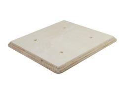 ALUTRUSS Wooden Panel 490x490x30mm