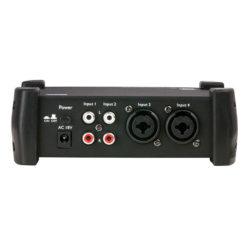 AMM-401 Mixer attivo a 4 canali