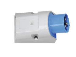 BALS CEE Wall Mounting Plug 32A 3pin
